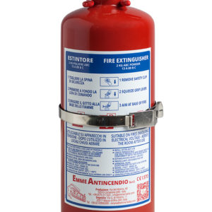 Estintore 2 kg Polvere 21021 - PED 2014/68/UE